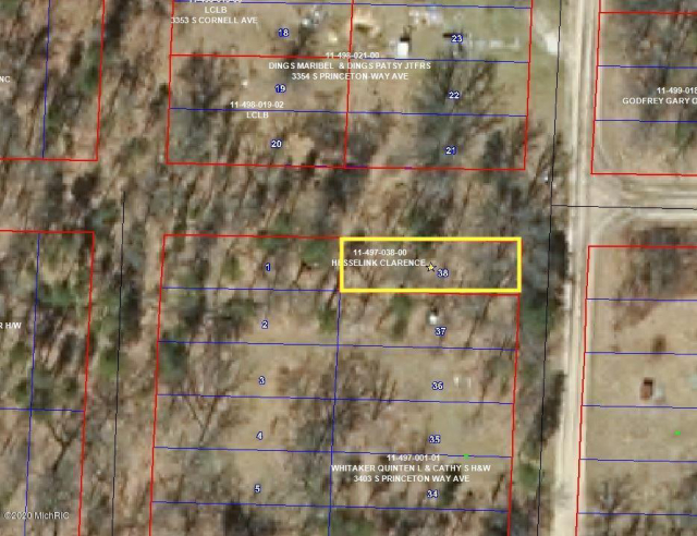 #6 Lot 38 Blk 97 Lakewood Acres#4  Baldwin, MI 49304