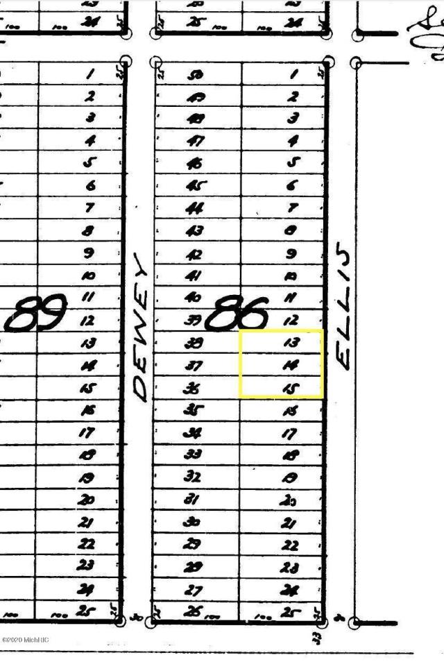 #11 Lot 13/14/15 Blk 86 Idlwld Tr3  Baldwin MI 49304