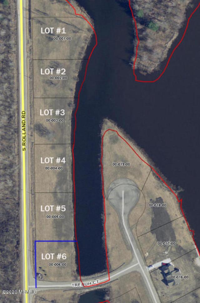 96 N Rolland (Tbb) Lot 2 Rd Lake Isabella, MI 48893