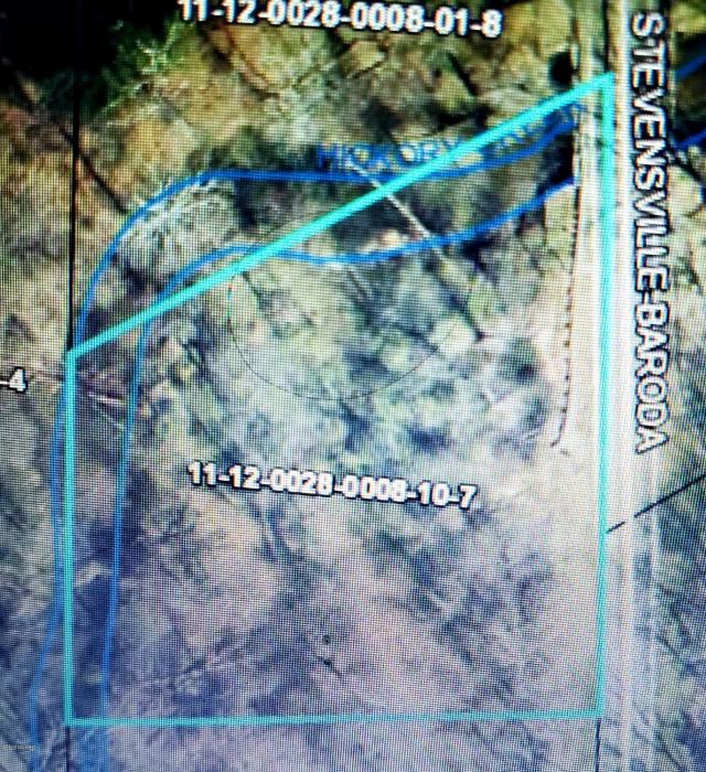 V/L Stevensville-Baroda Rd Stevensville MI 49127