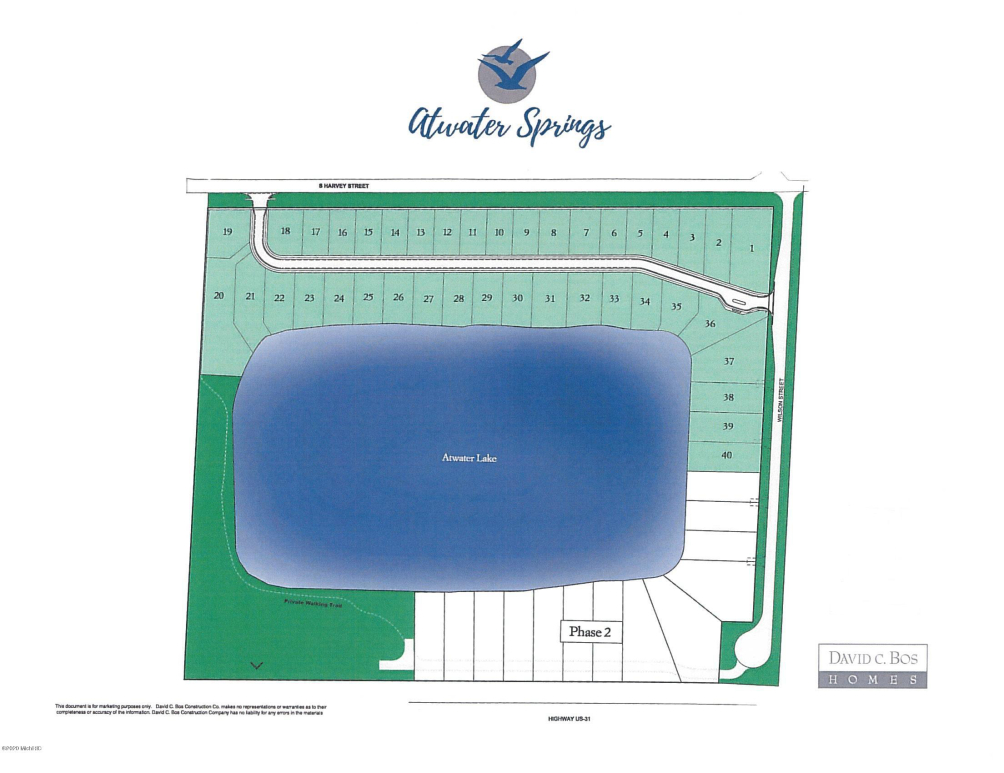 Lot 25 Atwater Springs Dr Norton Shores, MI 49456