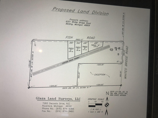 Lot 1 Fish Rd Belding, MI 48809