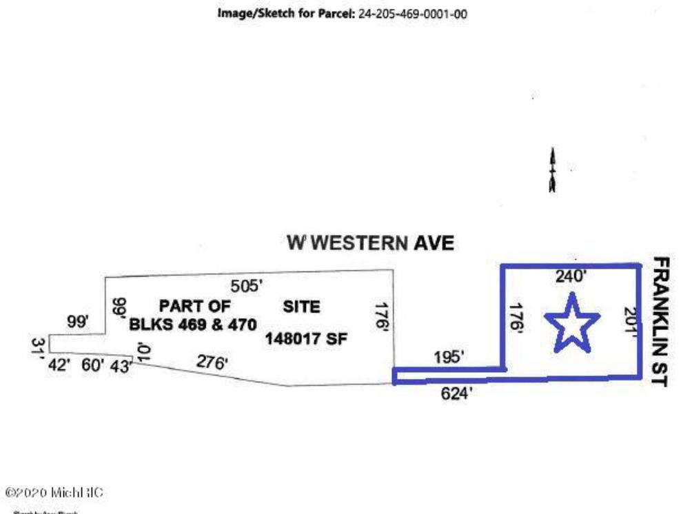 1133 W Western Parent Parcel Ave Muskegon MI 49441