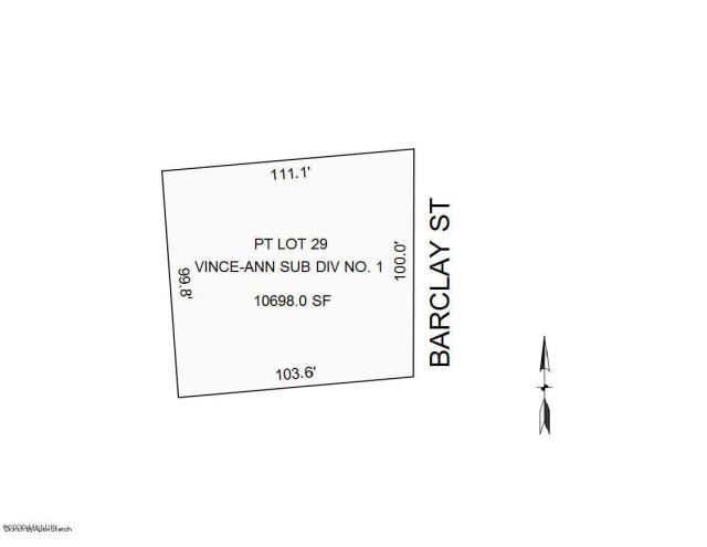 2311 Barclay St Muskegon MI 49441