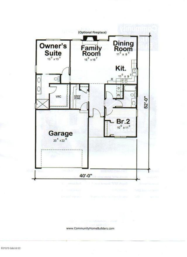 701 Manorwood Cir Benton Harbor, MI 49022