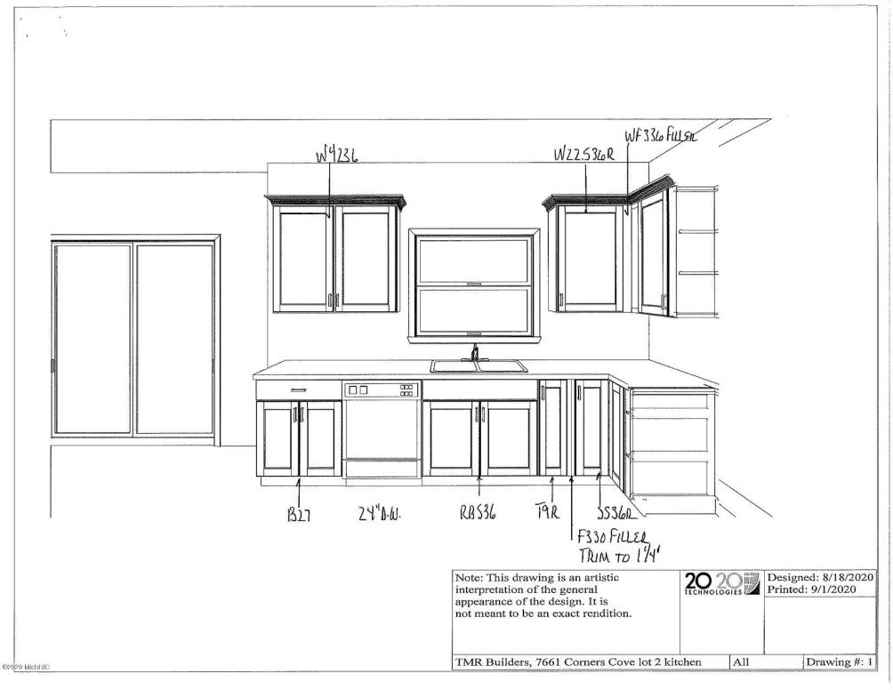 7661 Corners Cove St Kalamazoo, MI 49009
