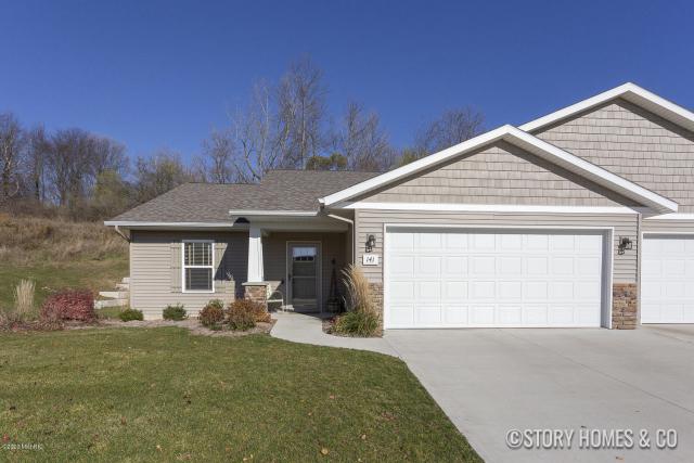 141 Homestead Acres 34 Nw Rd Sparta, MI 49345