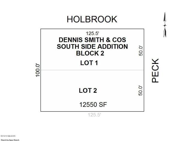 1931 Peck St Muskegon MI 49441