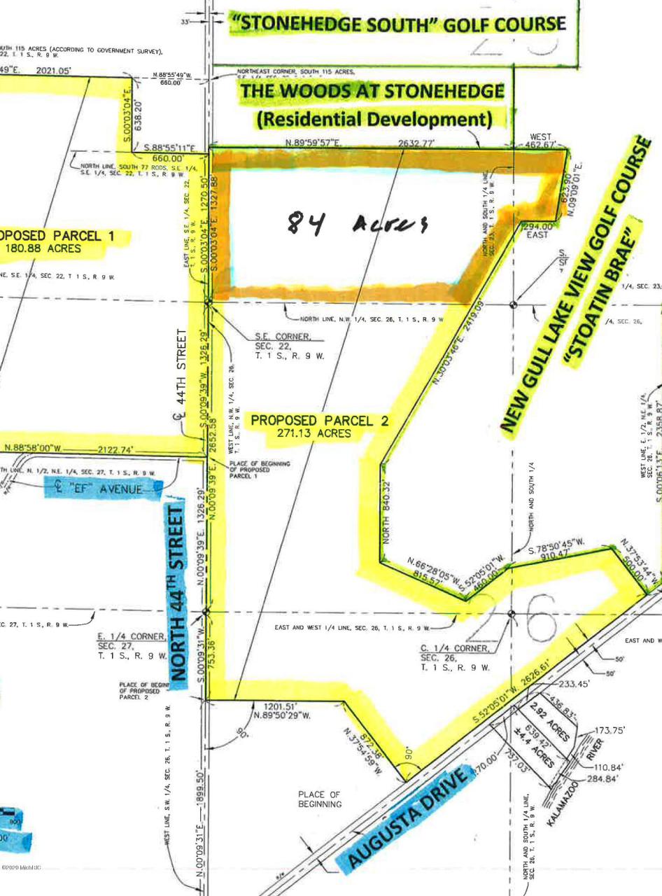 7290 N 44th North St Augusta, MI 49012