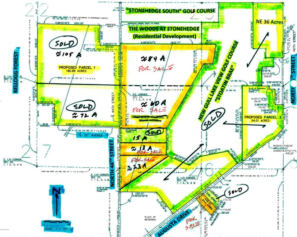7290 N 44th South St Augusta, MI 49012