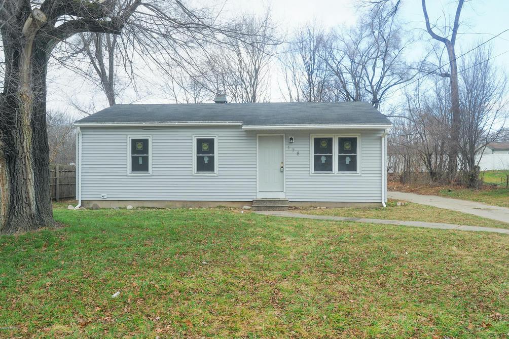 178 Saratoga Ave Battle Creek, MI 49037