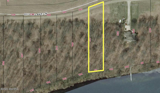 Huyck Lake Lane 12  Marcellus, MI 49067