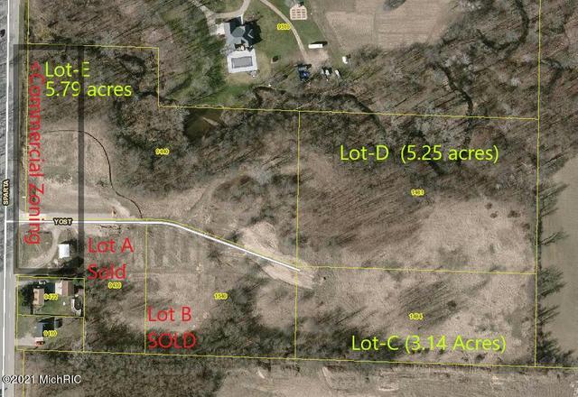 9440 Sparta Ave Lot E Nw  Sparta, MI 49345