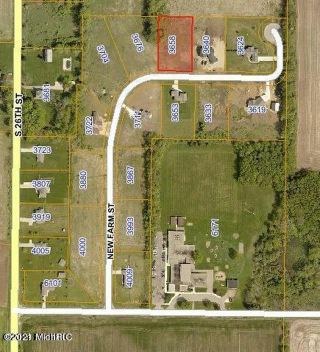 3658 New Farm St Kalamazoo, MI 49048
