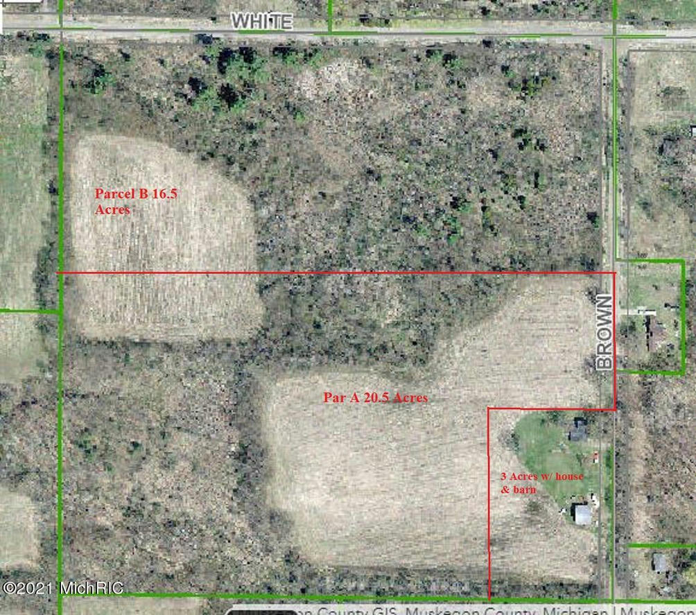 435 Brown Parcel A Rd Bailey, MI 49303