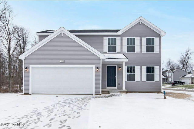Tbd-Lot 05 Liberty St Muir, MI 48860
