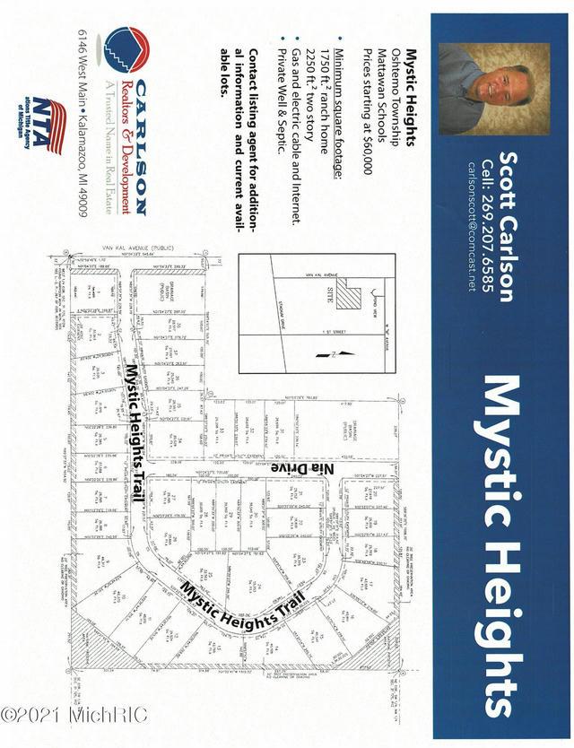 10963 Mystic Heights 1 Trail Mattawan, MI 49071