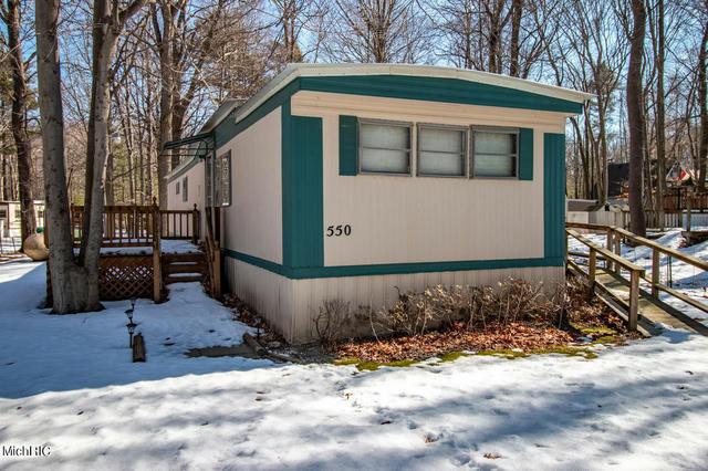 550 N Spencer Rd Mears, MI 49436
