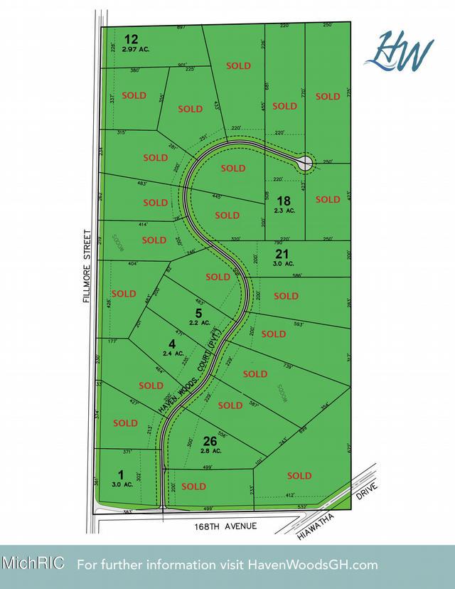 16671 Haven Woods 4 Ct West Olive, MI 49460