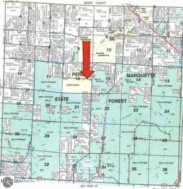 14187 Woods Trail Thompsonville, MI 49683