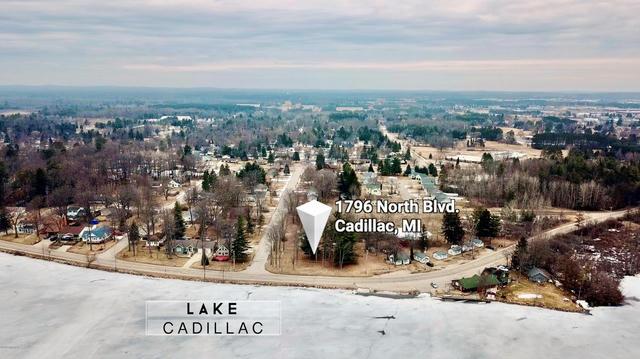 1796 North Boulevard Cadillac, MI 49601