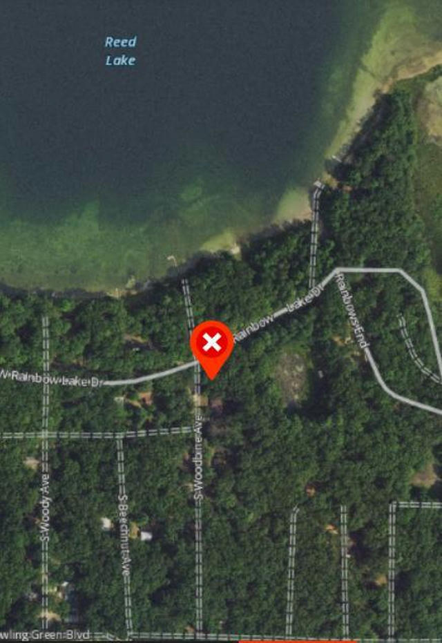 V/L Rainbow Lake Dr Baldwin, MI 49304