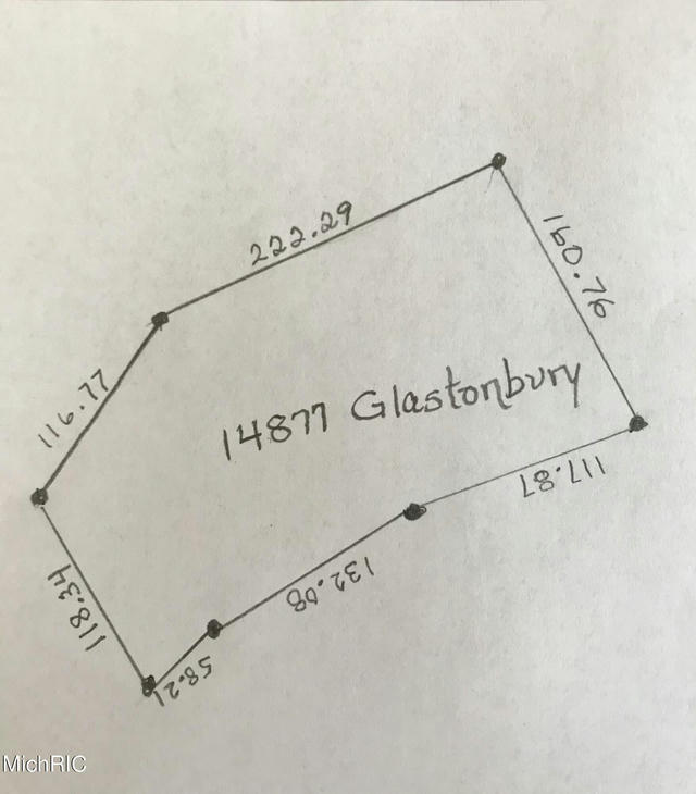 14877 Glastonbury Dr Gowen, MI 49326