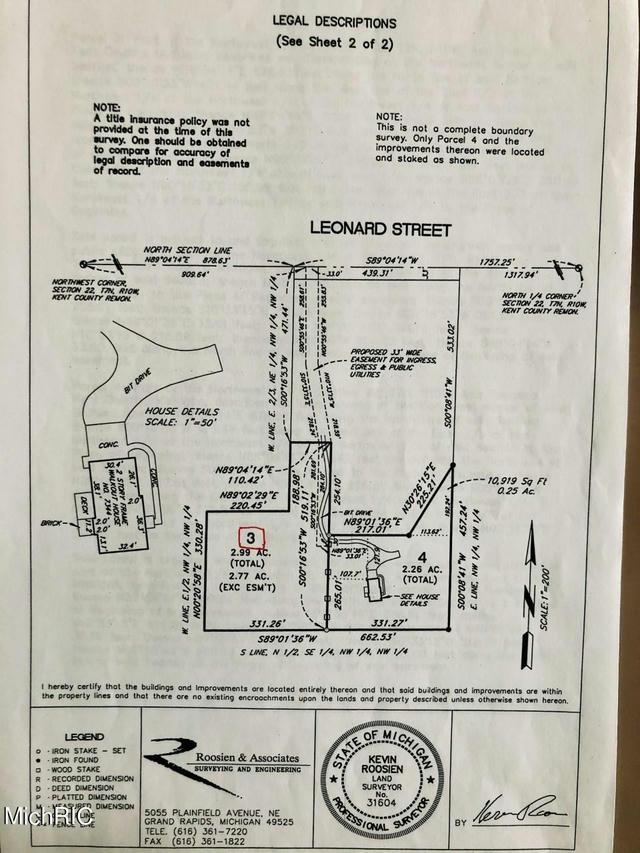 7336 Leonard Ne St Ada, MI 49301