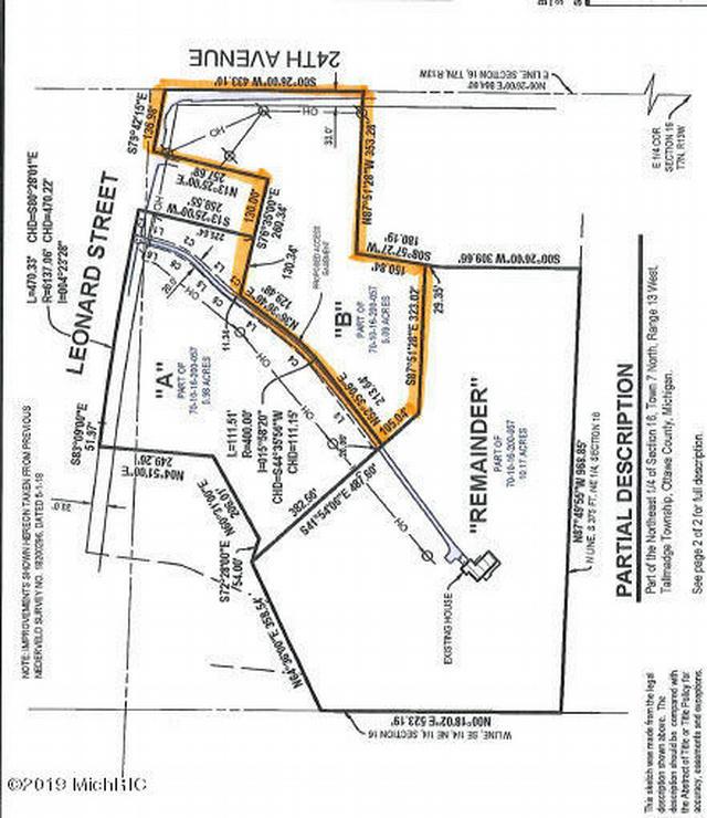 Parcel B 24th Ave Marne, MI 49435