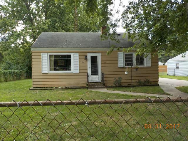 641 Marie Ave Battle Creek, MI 49037