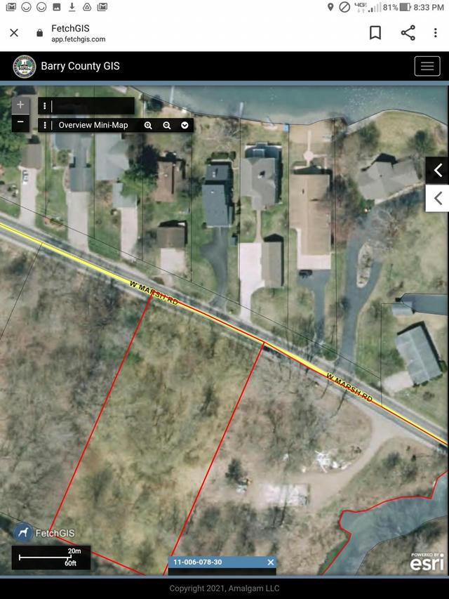 V/L Marsh Rd Shelbyville, MI 49344