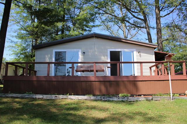 791 N Blue Gill Lake Dr Lake Harrison, MI 48625