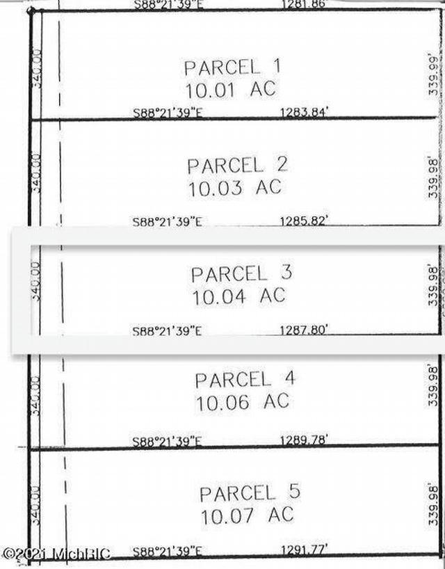 11201 Marilla Parcel 1 Rd Copemish, MI 49625