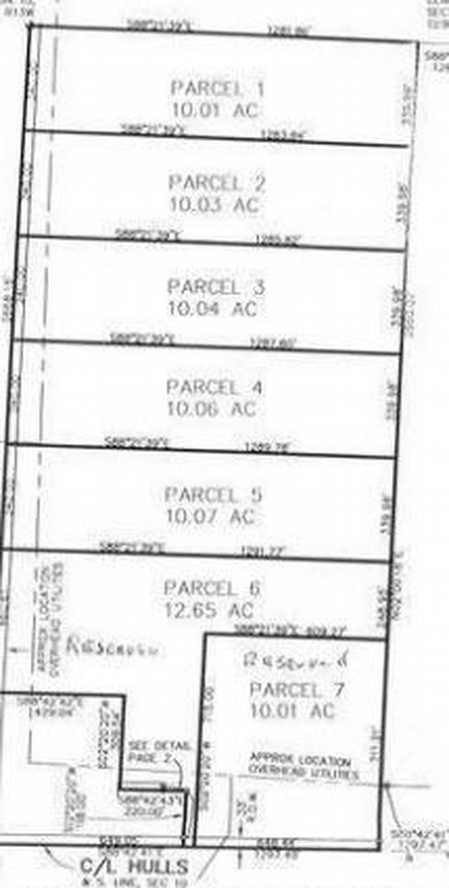 11201 Marilla Parcel 6 Rd Copemish, MI 49625