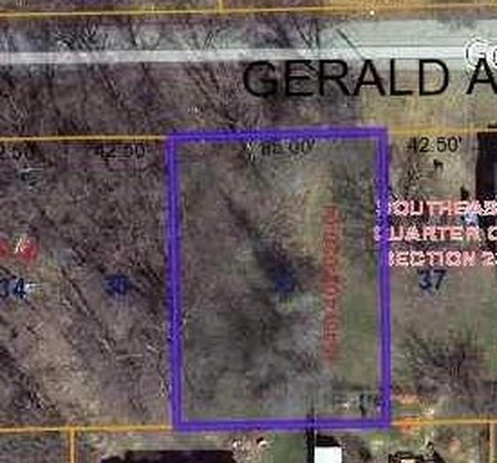 Lot 36 Gerald Jackson, MI 49203