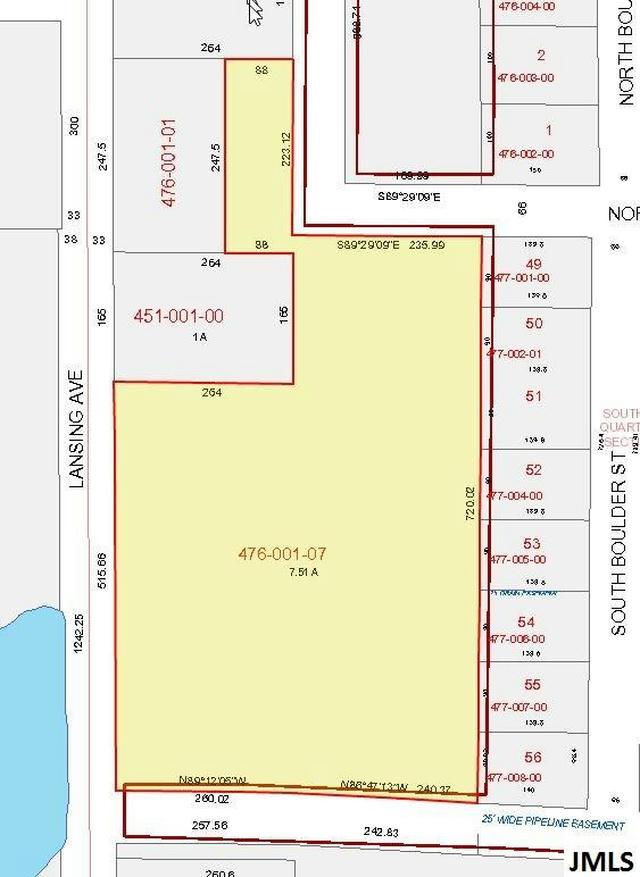 Lansing Ave Jackson, MI 49201