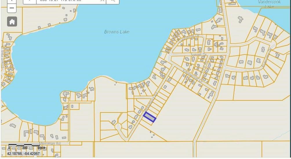 4000 Woodland Rd Lot 97 Jackson, MI 49203