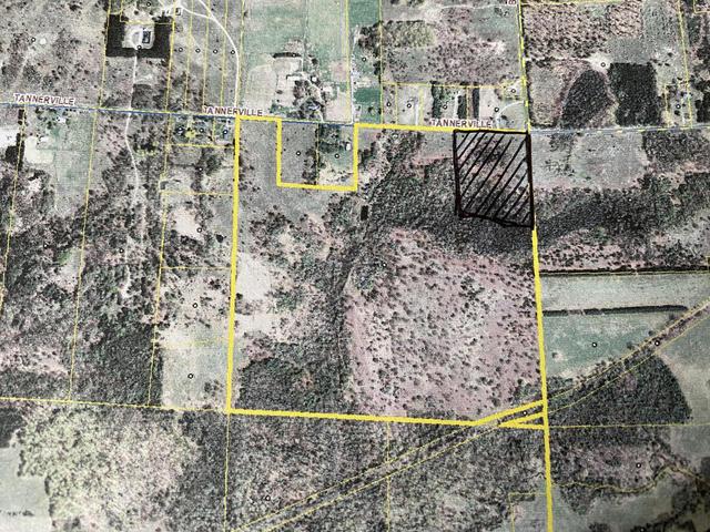 15 Acres M/L, Tannerville Rd Kaleva, MI 49645