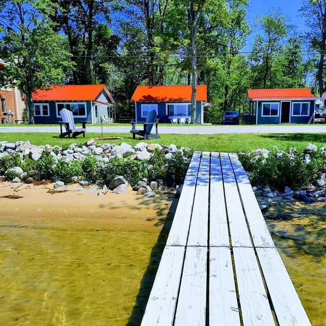 13555 13551 Lakeside Ave Bear Lake, MI 49614