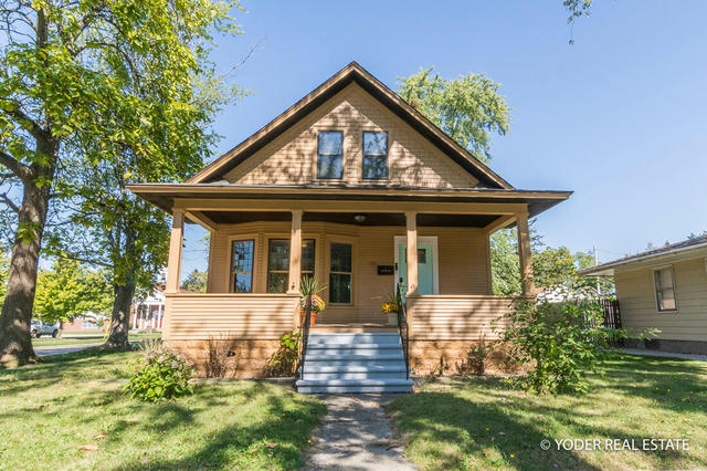 1110 W Forest Ave Muskegon, MI 49441