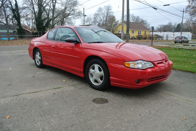 2002 Chevy Monte Carlo SS