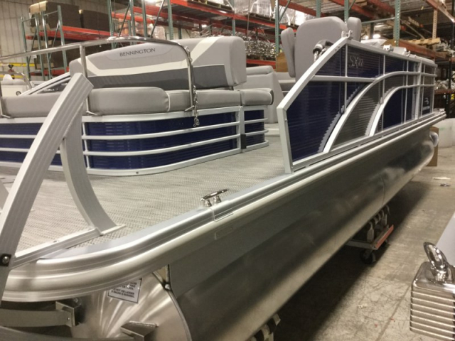 2020 Bennington SX Series 22SSBX - 40L920