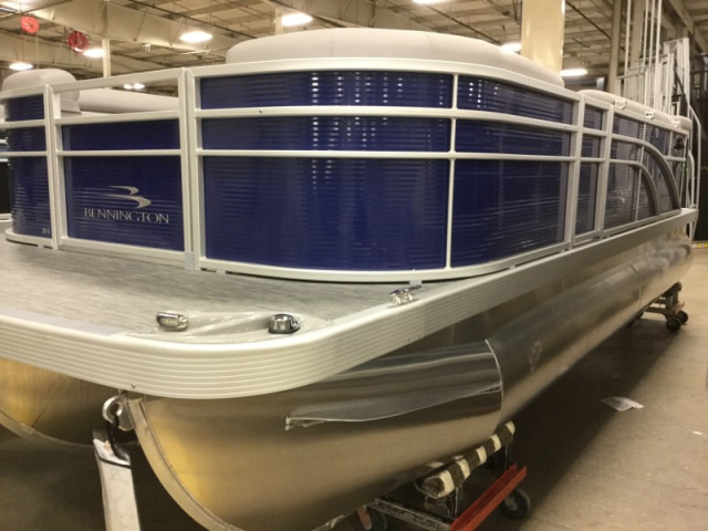 2020 Bennington S Series 20SLM - 77A020
