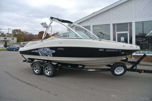 2008 Sea Ray Select 210 SELECT FISSI - 53A808