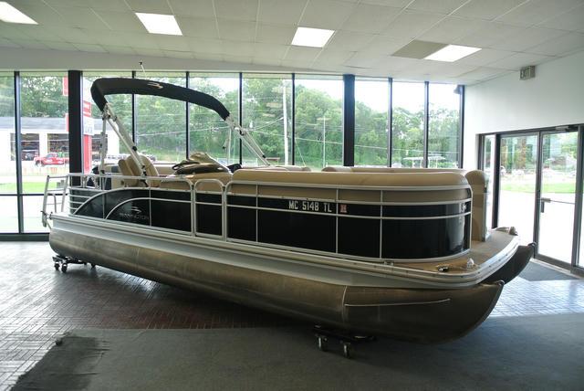 2012 Bennington G SERIES 2274 GL - 63K112