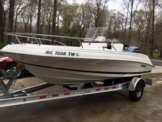 2016 Wellcraft Fisherman 180 - 21D616