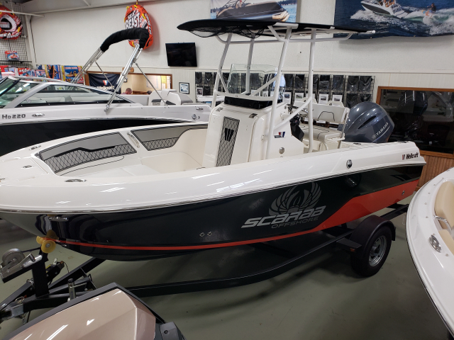 2018 Wellcraft Fisherman 182