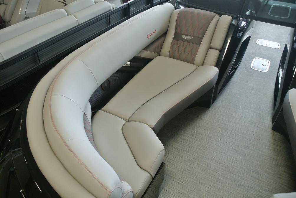 2021 Bennington Q Series 25QXSBX1