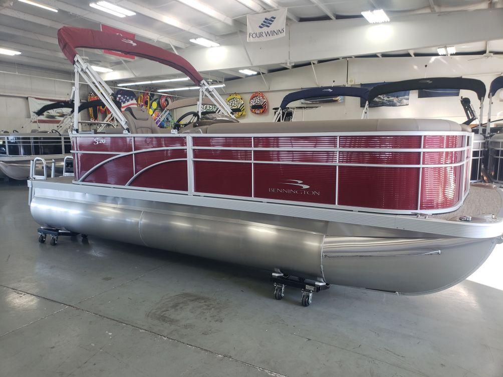 2021 Bennington S Series 20SLG