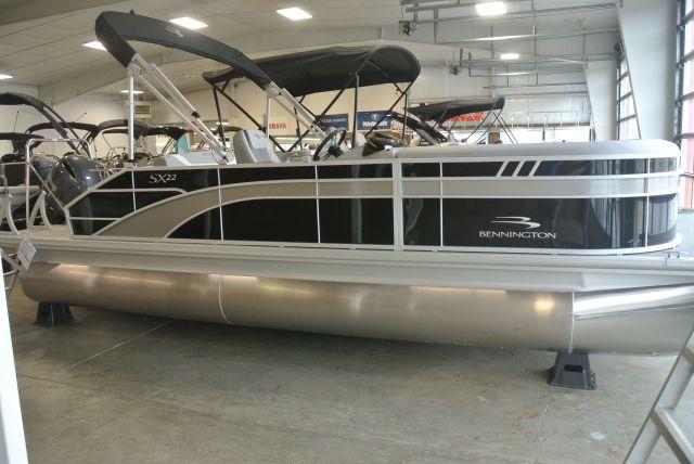 2021 Bennington SX Series 22SSBX - 30H021
